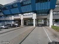 Ambulance en brandweer naar Menno Simonszplein in Haarlem vanwege brand