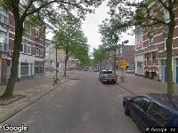 Brandweer naar Atjehstraat in Rotterdam