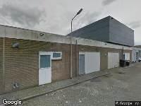 Ambulance naar Plutostraat in Nieuw-Lekkerland