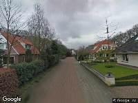 Brandweer naar Weerninklanden in Enschede vanwege schoorsteenbrand