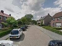 112 melding Ambulance naar Prins Bernhardstraat in Oosterhout