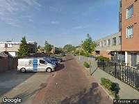 Ambulance naar Begoniastraat in Barneveld