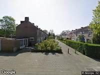 Ambulance naar Hendrik Mesdagstraat in Helmond