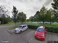 112 melding Brandweer naar Schubertplein in Schiedam vanwege een liftopsluiting