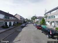 Brandweer naar Enzerink in Eindhoven vanwege brand