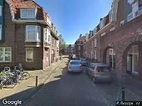 Ambulance naar Duizendschoonstraat in Amsterdam