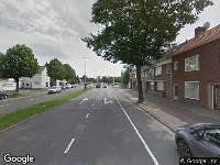 Ambulance naar Ringbaan-Noord in Tilburg
