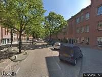 Ambulance naar Jan den Haenstraat in Amsterdam