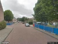 112 melding Ambulance naar De la Sallestraat in Amsterdam