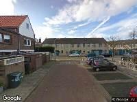 112 melding Ambulance naar Anjerstraat in Katwijk