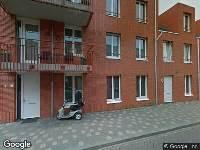 Ambulance naar Sint Pieterstraat in Tilburg