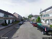 112 melding Ambulance naar Enzerink in Eindhoven