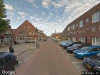 Brandweer naar Gaesbeekstraat in Rotterdam vanwege een buitenbrand