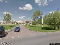 112 melding Brandweer naar Prins Constantijnweg in Capelle aan den IJssel