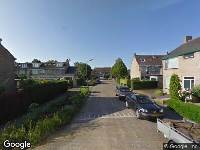 112 melding Brandweer naar Hendrik Willem Mesdaglaan in Nederhorst den Berg