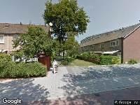 112 melding Ambulance naar Galjoenstraat in Zaandam
