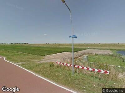 Ambulance naar Balgweg in Breezand vanwege verkeersongeval