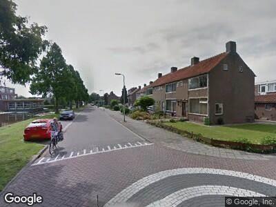 Brandweer naar Nieuwpoortseweg in Nieuwpoort