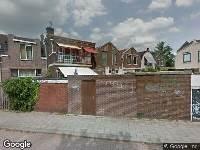 112 melding Besteld ambulance vervoer naar Transvaalstraat in Dordrecht