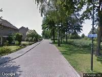 112 melding Ambulance naar Plutostraat in Hilvarenbeek