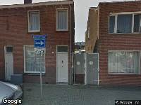 Ambulance naar Watertorenstraat in Tilburg