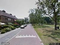 112 melding Ambulance naar Koopvaardijstraat in Zaandam