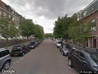 112 melding Ambulance naar Sint Liduinastraat in Schiedam