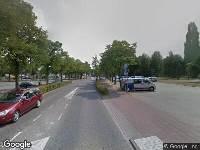 Ambulance naar Anna van Berchemlaan in Etten-Leur