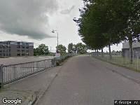 112 melding Brandweer naar Wilaarderburen in Leeuwarden vanwege brand