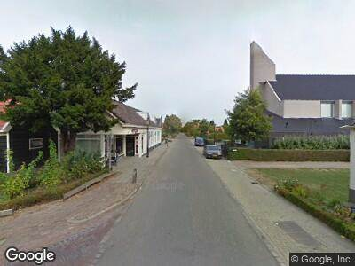 Ambulance naar Oostsingel in Borssele
