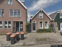 112 melding Ambulance naar Dorpsstraat in Wormer