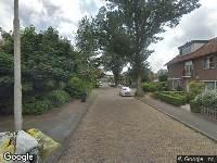 112 melding Ambulance naar Gerard Doulaan in Amstelveen
