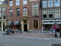112 melding Brandweer naar Breestraat in Leiden vanwege brand