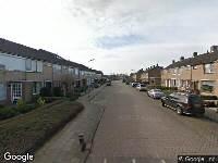 112 melding Ambulance naar Meidoornlaan in Grootebroek