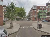 112 melding Ambulance naar Semarangstraat in Amsterdam