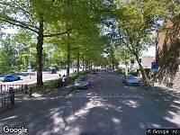 112 melding Ambulance naar Troelstrastraat in Tilburg