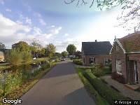 112 melding Ambulance naar Graafdijk-oost in Molenaarsgraaf