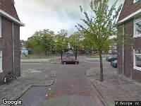 112 melding Ambulance naar Fabristraat in Schiedam