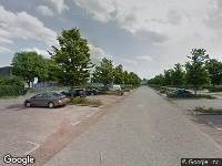 Brandweer naar Halmaheiraplein in Dordrecht vanwege brand
