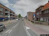 Ambulance naar Broekhovenseweg in Tilburg