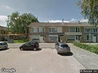 112 melding Ambulance naar Griegstraat in Tilburg