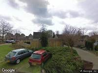 112 melding Ambulance naar Schutsboom in Hilvarenbeek