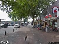 112 melding Ambulance naar Walstraat in Oss