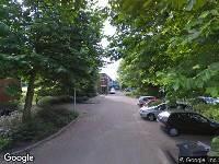 112 melding Ambulance naar Vestahof in Rockanje