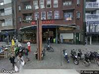 112 melding Ambulance naar Passage in Schiedam