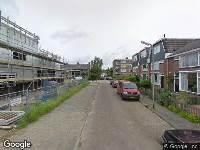 112 melding Ambulance naar Kameelstraat in Wormer