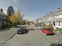112 melding Ambulance naar Bloemenstraat in Ridderkerk
