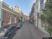 112 melding Ambulance naar Langebrug in Leiden