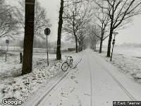 112 melding Politie naar Rielsedijk in Eindhoven vanwege ongeval met letsel