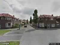 112 melding Brandweer naar Iepenstraat in Zwolle